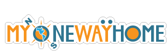 my one way home logo